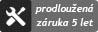 Na produkt Catler JE 8011 platí prodloužená záruka 3 roky